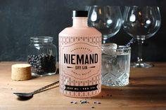 Niemand Dry Gin | Heldth