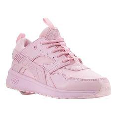 Princess Stardust Leyla Girls Kids Canvas Shoes Pumps Trainers Pink UK Size