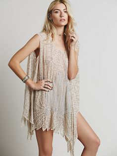 Free People Sequin Tunic