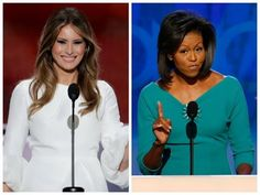 Michelle Obama Tells Trump America Is Already Is Great