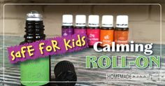 Earlier this week I posted a recipe for an calming roll-on using essential oils and I promised to post my version that I use on my 5 year old. I love that there ...