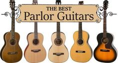 Roundup of the Best Parlor Guitars - 2018 Guitar Reviews, Guitars For Sale, Ibanez, Cool Guitar, Fun To Be One, Music Instruments, Choices, Porn, Building