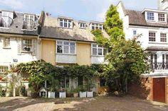 Daleham Mews, Belsize Village, 4 bed, £4,950,000