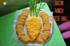 carrot cheese ball
