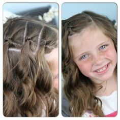 Easy | Cute Girls Hairstyles | Page 3