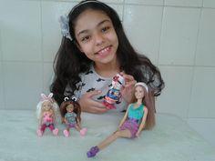 Como fazer tiara para Barbie bonecas