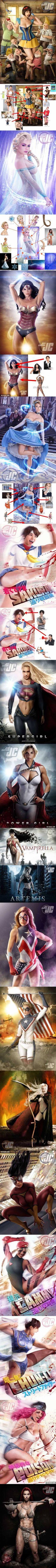 I love superheroes