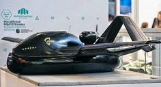 A video and photo show a small scale model of new Russian military drone that resembles a space UFO as we know it. The one in the video and photo is only a 1:5 model. The actual drone will be 2000 lbs with 30-foot wingspan. Known as the Chirok, it can land and launch in [...]
