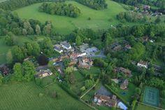 Jane Austens house, Chawton Cottage at Chawton. (House is just below car park)