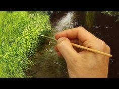 HOW TO PAINT FOLIAGE | OIL PAINTING|MICHAEL JAMES SMITH - YouTube                                                                                                                                                                                 More