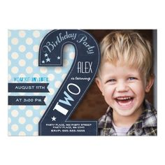 Second Birthday Party Invitation Boy Chalkboard Boys First Cards 2nd