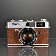 Canon QL17 Mahogany