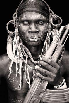 Retratos: Os últimos nômades africanos