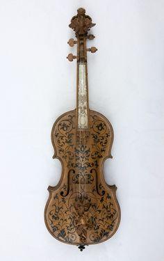 Galleria Estense – Violino di Domenico Galli 1687