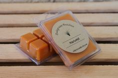 Harvest Wax Melts  Soy Blend Wax  Wax Cubes  Wax Tarts
