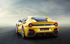 2016 Ferrari F12tdf Rear