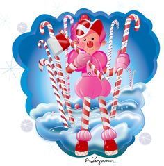 Candyland Characters Clipart - Clipart Suggest Candyland Board Game, Candyland Games, Candyland Decor, Candy Land Christmas, Candy Christmas Decorations, Candy Land Characters, Candy Land Theme, Oh My Fiesta, Halloween Party Games