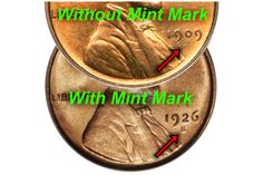 Why Doesn't my Lincoln Penny Have a Mint Mark?