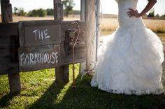 The Farmhouse Weddings - Nappanee, IN Wedding & Reception Venue (photo © copyright Rockwell Photography)