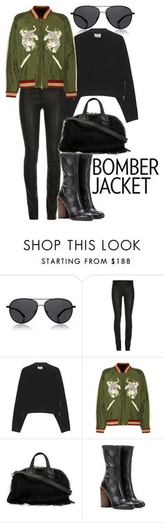 """Untitled #796"" by dayal-may ❤ liked on Polyvore featuring The Row, Acne Studios, Chloé, Givenchy, women's clothing, women, female, woman, misses and juniors"