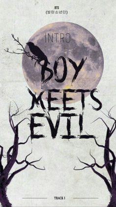 Boy Meets Evil • BTS
