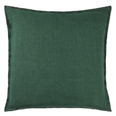 Brera Lino Ivy Cushion   Designers Guild