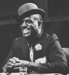 """♍ Julius """"Nipsey"""" Russell (September 15, 1918 – October 2, 2005; Atlanta, GA) was a comedian, best known for his appearances as a guest panelist on game shows from the 1960s through the 1990s. His appearances were distinguished in part by the short, humorous poems he would recite during the broadcast; referred to as """"the poet laureate of tv. He also had a leading role in the film version of The Wiz as the Tin Man. He served as a medic in the United States Army during World War II."""