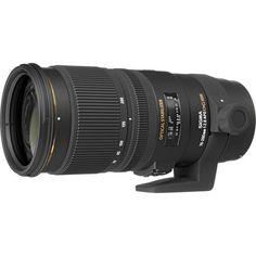 Sigma 70-200mm f/2.8 EX DG APO OS HSM for Nikon  $1,299.00