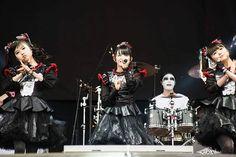 BABYMETAL - Download Festival  #dl2016