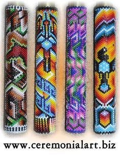 Patrick Scott Peyote Stitch Patterns | Patrick Scott | Flickr - Photo Sharing!