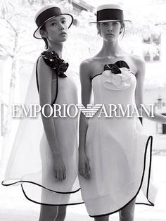Armani.com Online Store & Fashion Experience - Primavera/Estate 12