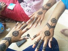 Henna for IED...