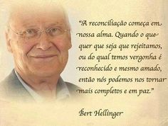 9 Melhores Imagens De Bert Hellinger Frases Bert