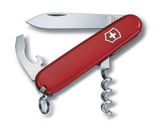 Victorinox Swiss Army Waiter Pocket Knife -- To view further for this item, visit the image link.