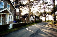 cottages in Cannon Beach Oregon