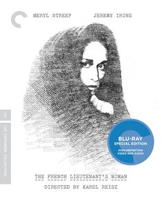 The French Lieutenant's Woman - Blu-Ray (Criterion Region A) Release Date: August 11, 2015 (Amazon U.S.)
