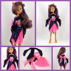 Monster High fashion...