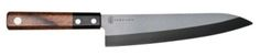 Chef's Ceramic Knife    Sometimes you need long blade knives to cut salmon or meat. This chef's ceramic knife has a black blade with water resistant handle. To know more about this knife click on the above image.