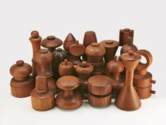 Jens Quistgaard- pepper mill porn right here.