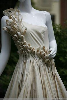 креативный крой одежды