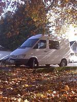 Building A Stealth Van Sprinter RVs Conversions Write Ups