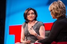 Sheryl Sandberg, Facebook COO & Sillicon Valley icon gives a powerful talk at #TEDWomen 2013 #TEDxWomen