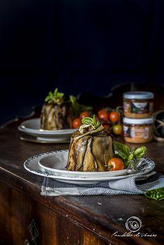 Il timballo con pesto alla siciliana e pesce spada è un primo gustoso e semplicissimo da preparare. Ho utilizzato il pesto già pronto di Valbona.