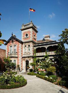 Design Crush: A Victorian Mansion in Australia   Life in Sketch