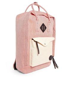 Enter   Enter Backpack in Red Melange