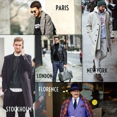 "LAS 5 ""CITY STYLES"" QUE DEBES COPIAR / 5 CITY STYLES YOU SHOULD FOLLOW"