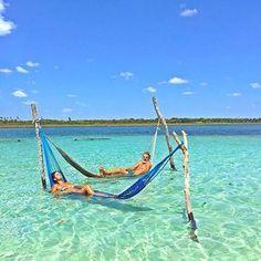 What Monday? ☀️ Location: Lagoa do Paraíso - Jijoca de Jericoacoara, Brasil. Photo Credit: @mayajurisic