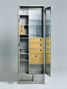 Dressing Closet Screen - Eileen Gray