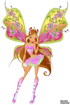 flora fairy of nature beliex