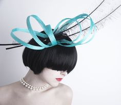 Hats for weddings, hats & fascinators for horse races   Fascinators.